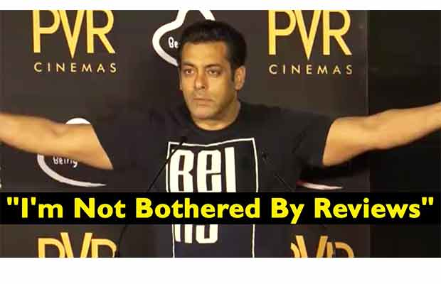 Salman Khan Reviews Tubelight