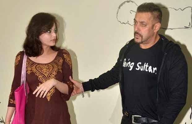 Salman Khan Sneha Ullal