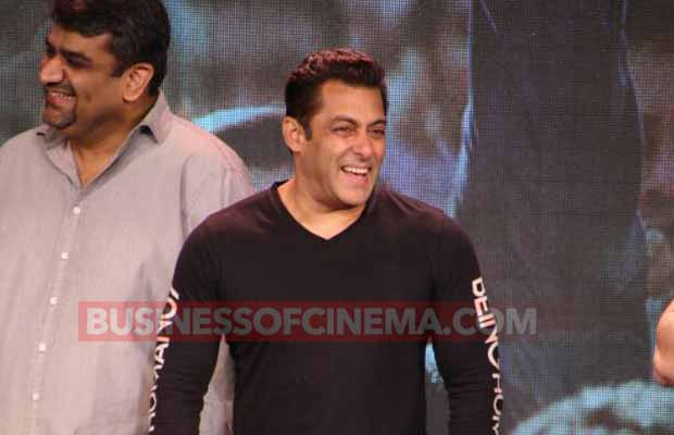 Salman Khan Tubelight Event