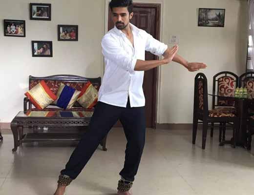 Saqib Saleem Learns Kathak Dance For His Next