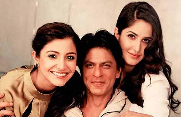 Shah Rukh Khan Anushka SHarma Katrina Kaif