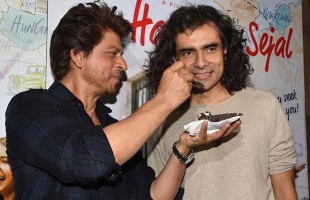 Shah Rukh Khan Imtiaz Ali