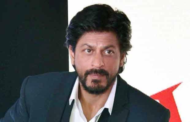 Shah Rukh Khan ngry