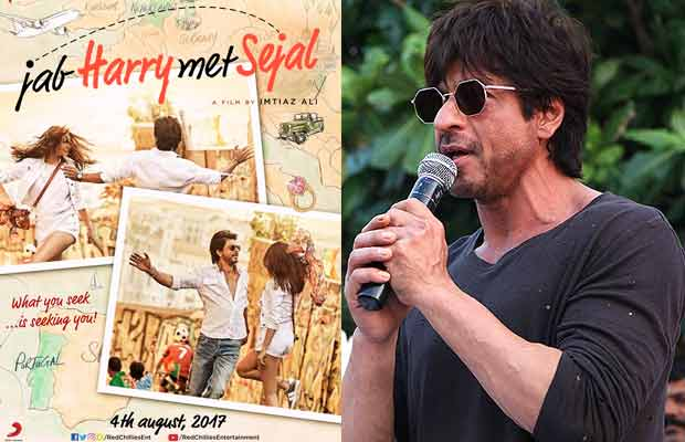 Shah Rukh Khan Jab Harry Met Sejal