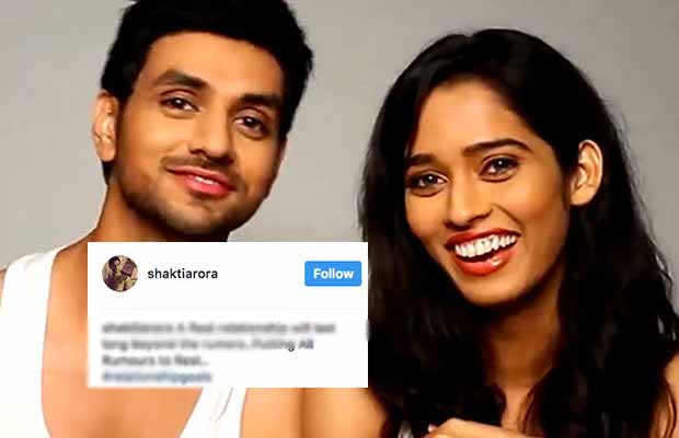 TV Actor Shakti Arora Finally Reacts On His Break-Up With