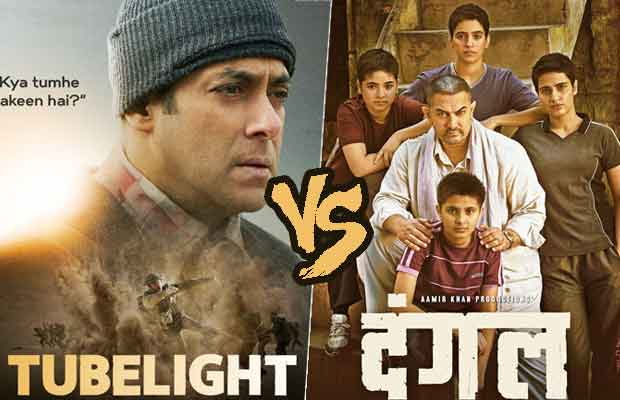 Tubelight Dangal Salman Khan First Day Opening