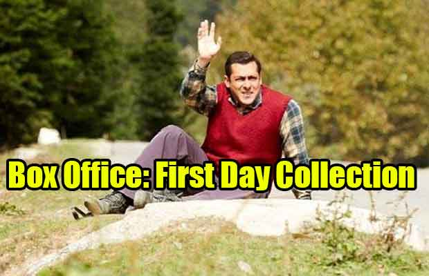 Salman Khan Tubelight First Day