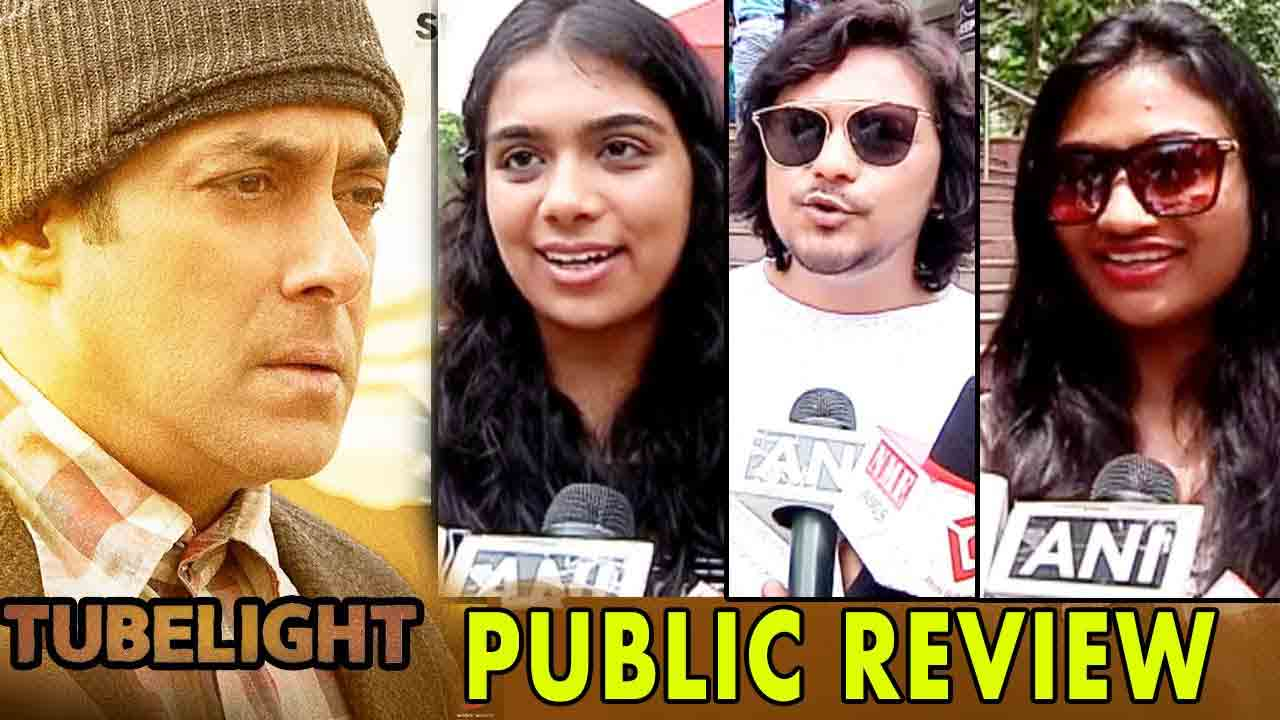 Tubelight Public Review Salman Khan