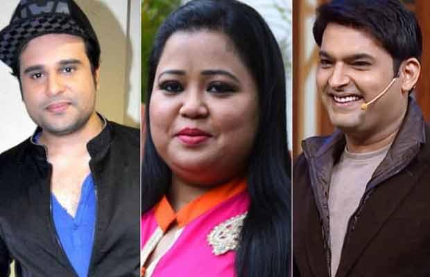 Bharti Singh Chooses Kapil Sharma Over Krushna Abhishek!
