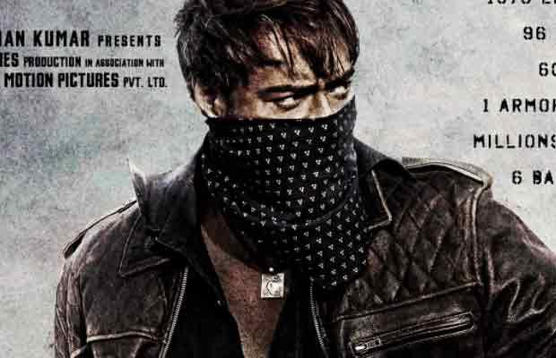 Baadshaho Poster: Don't Miss Ajay Devgn's Badass Avatar