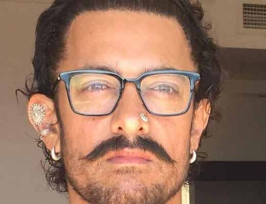 Here Is Aamir Khan's PAINFUL Transformation For Thugs Of Hindostan