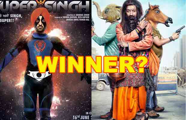 Riteish Deshmukh's Bank Chor Vs Diljit Dosanjh's Super Singh: Guess Who Won Second Day Box Office Battle