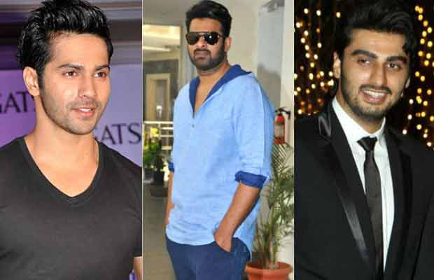 Here's What Varun Dhawan And Arjun Kapoor Addressed Prabhas At A Party