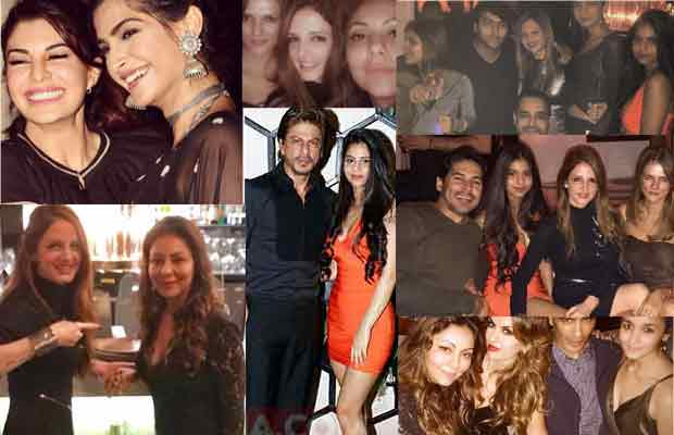 Inside Photos: Here's All What Happened At Gauri Khan's Star Studded Restaurant Launch