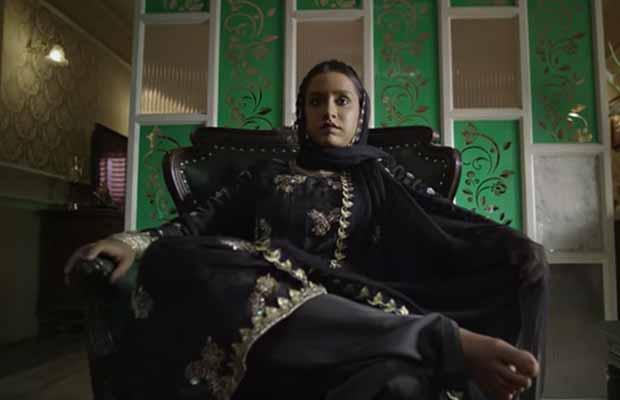 Haseena Shraddha Kapoor