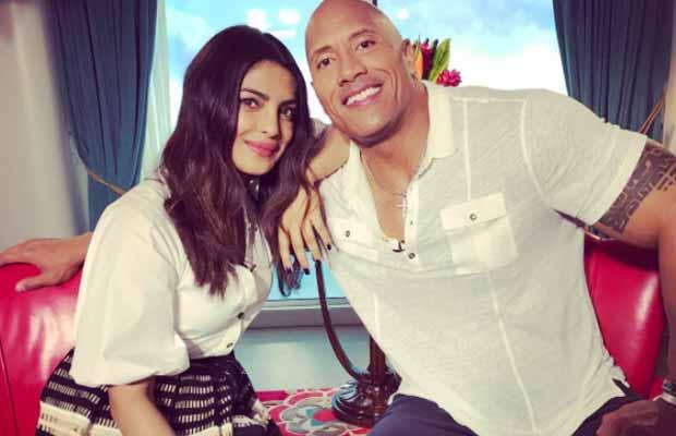Dwayne Johnson ADMITS It Was Love At First Sight With Priyanka Chopra