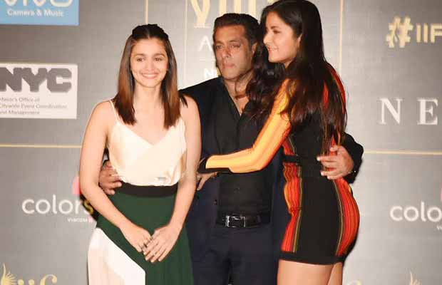IIFA 2017: Salman Khan-Katrina Kaif's Chemistry Is Too Adorable To Miss!