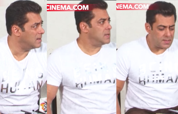Watch: Before Tubelight Interview, We Caught Salman Khan Singing This Song!