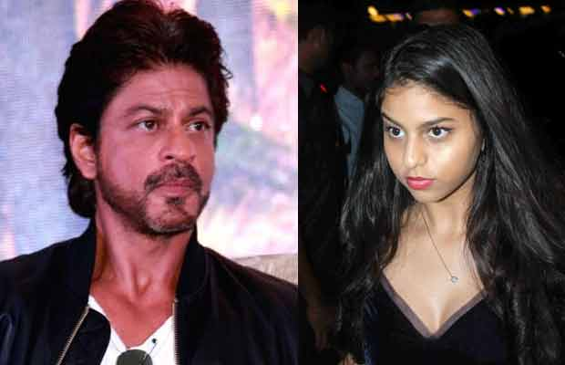 Suhana Khan Gets Irritated With Daddy Shah Rukh Khan Because Of This Habit