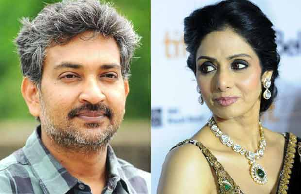 Sridevi Is Disappointed By SS Rajamouli's Comments
