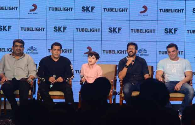 Will Salman Khan's Tubelight Release In Pakistan And China? Makers Finally REVEAL!