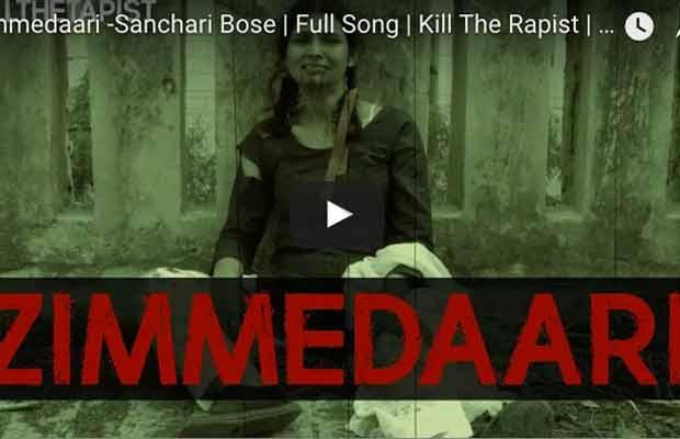 #Kill The Rapist, Sanchari Bose, Zimmedari, Bollywood