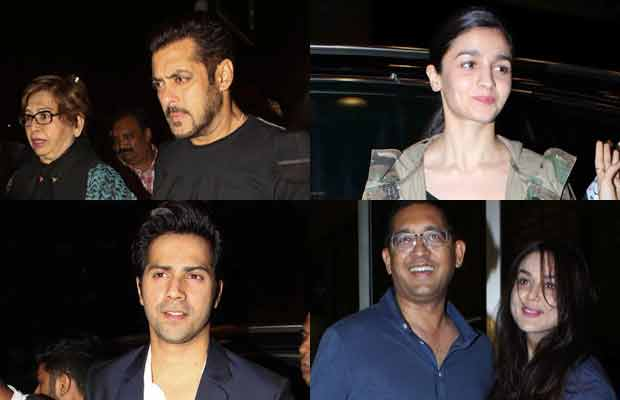 Airport Diaries: Salman Khan, Varun Dhawan, Preity Zinta And Others Leave For IIFA 2017 In New York!