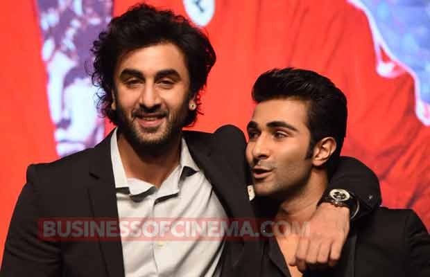 Ranbir Kapoor and Aadar Jain
