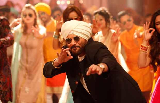 Anil Kapoor Mubarakan moment: