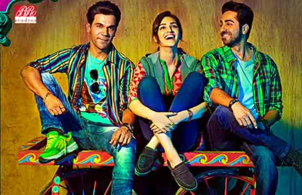 Watch: Kriti Sanon, Ayushmann Khurrana And Rajkummar Rao's Bareilly Ki Barfi Trailer Is Super Entertaining!