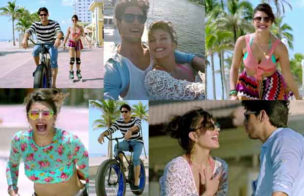 Watch: Sidharth Malhotra And Jacqueline Fernandez Breezy Romance In Baat Ban Jaye