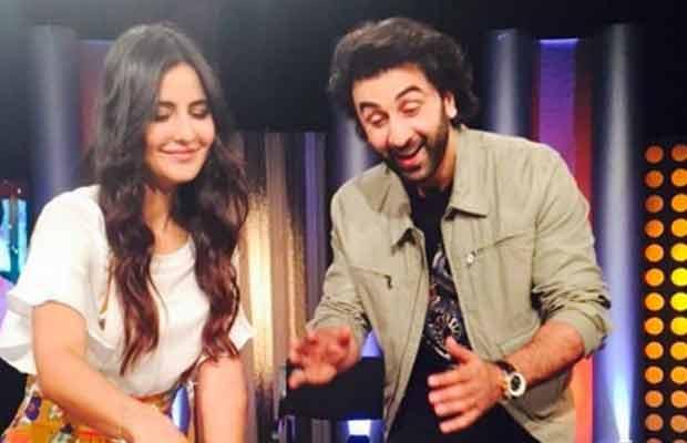 Watch: Ranbir Kapoor Celebrates Katrina Kaif's Birthday In Advance At Jagga Jasoos Promotions!