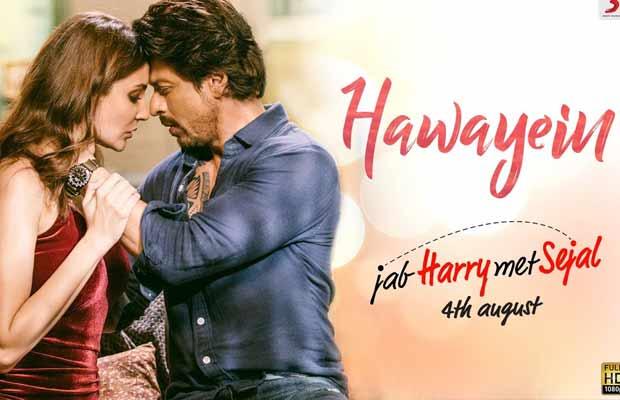 Shah Rukh Khan Anushka Hawayein