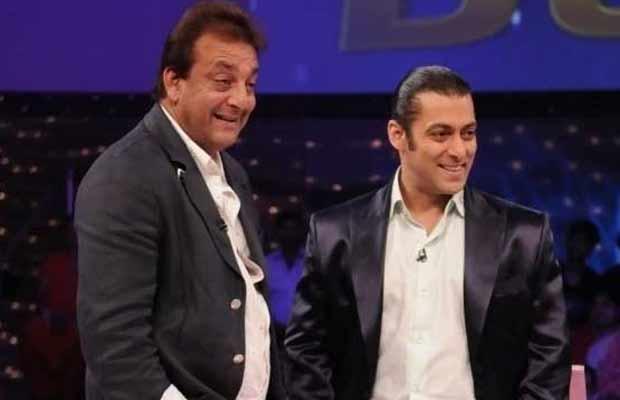 Salman Khan Sanjay Dutt