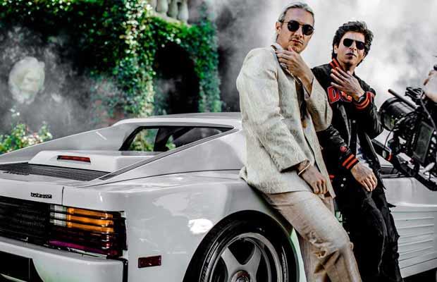 Shah Rukh Khan Diplo Phurrr Jab Harry Met Sejal