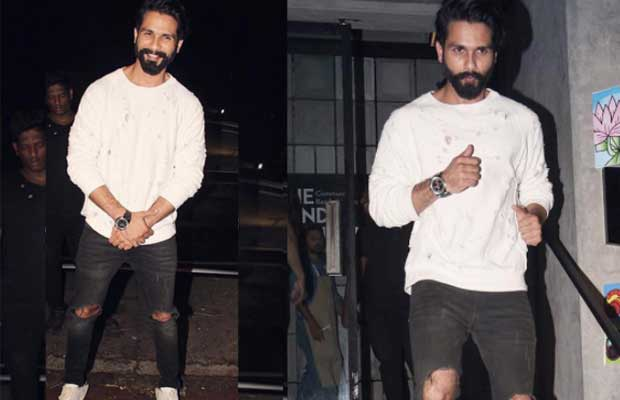Shahid Kapoor Reveals Why He Hasn't Signed Any Film After Padmavati!