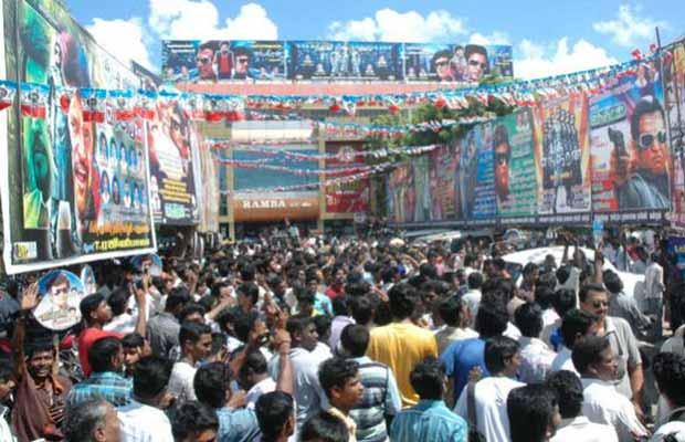 Tamilnadu Theaters