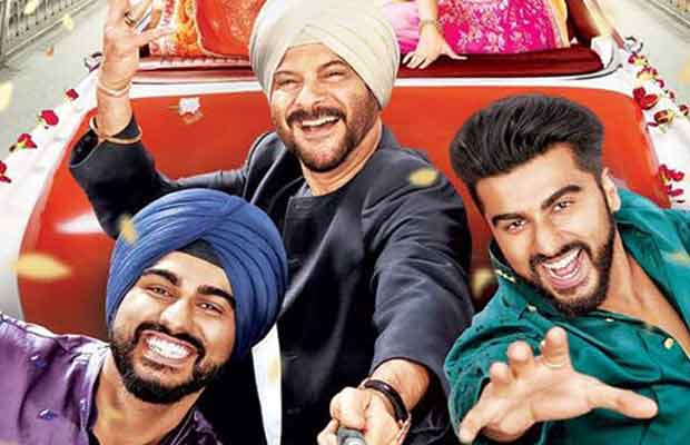 Mubarakan Gets A Thumbs Up From The Audiences