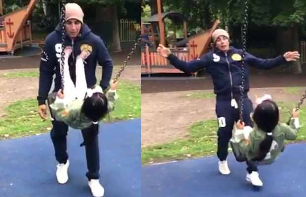 Watch: Akshay Kumar's Day Out In Park With Daughter Nitara Went Hilariously Wrong