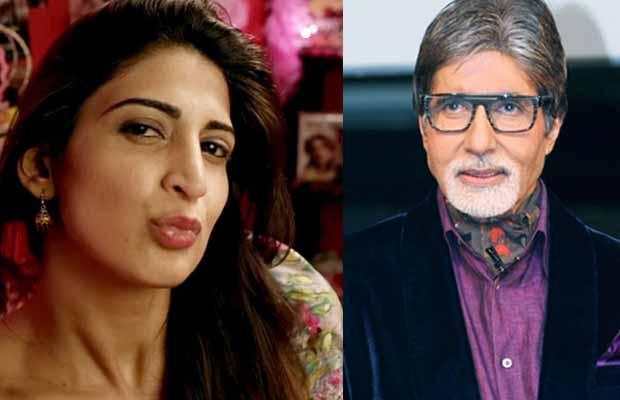 Amitabh Bachchan's Reaction After Watching Aahana Kumra's Lipstick Under My Burkha's Trailer!