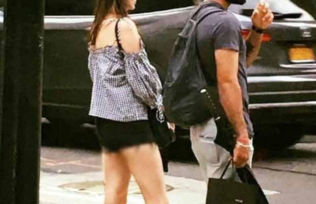 Spotted: Lovebirds Virat Kohli And Anushka Sharma Holidaying In New York Ahead IIFA 2017!