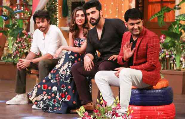 Arjun Kapoor Breaks Down On The Kapil Sharma Show!