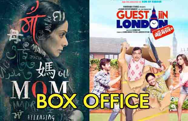 Box Office: Sridevi Starrer Mom And Guest Iin London First Weekend Business!