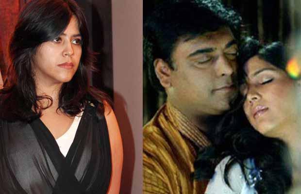 Ekta Kapoor Reveals Why Sakshi Tanwar-Ram Kapoor's Intimate Scene In Bade Achhe Lagte Hain Was A Mistake!