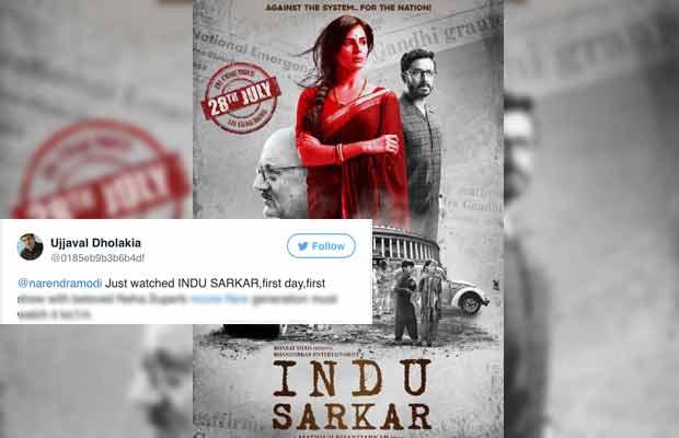 Indu Sarkar Review: Audience React To Madhur Bhandarkar's Film