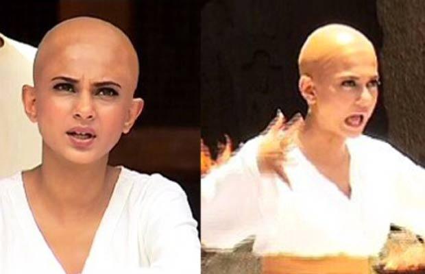 See Pic: Jennifer Winget Aka Maya Goes Bald In Beyhadh