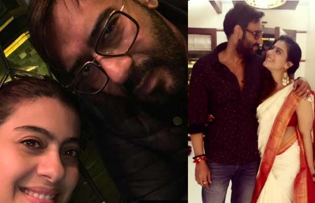 Oops! Kajol And Ajay Devgn Are Having Fights Every Other Day
