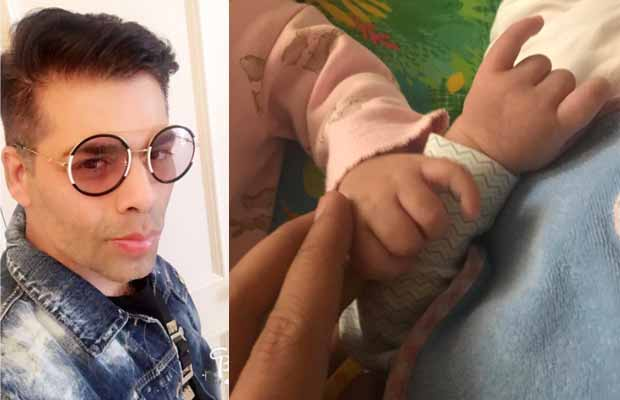 Karan Johar Is Missing His Babies Yash And Roohi, Finally Shares First Pic!