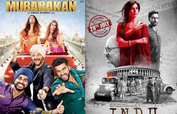 Box Office: Mubarakan And Indu Sarkar First Day Opening!
