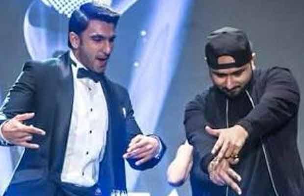 Yo Yo Honey Singh Has A Unique Nickname For Ranveer Singh!